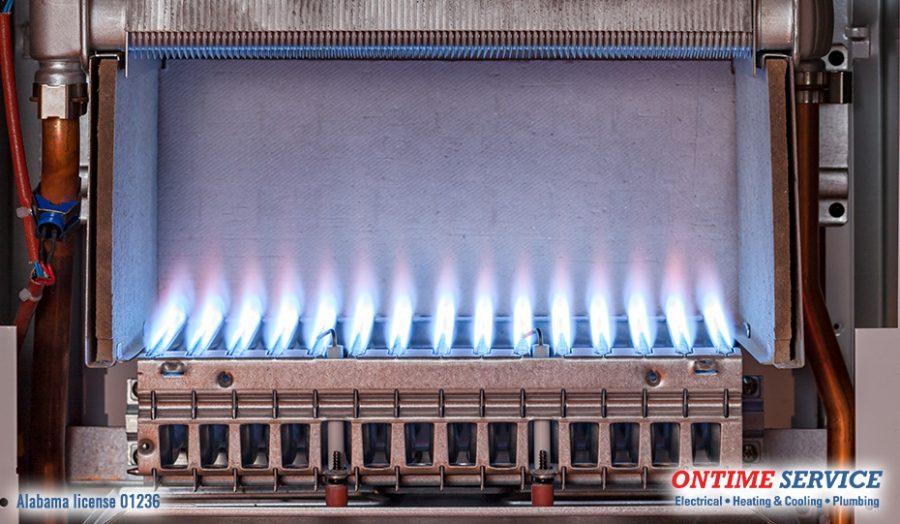 Kako deluje kondenzacijska plinska peč?