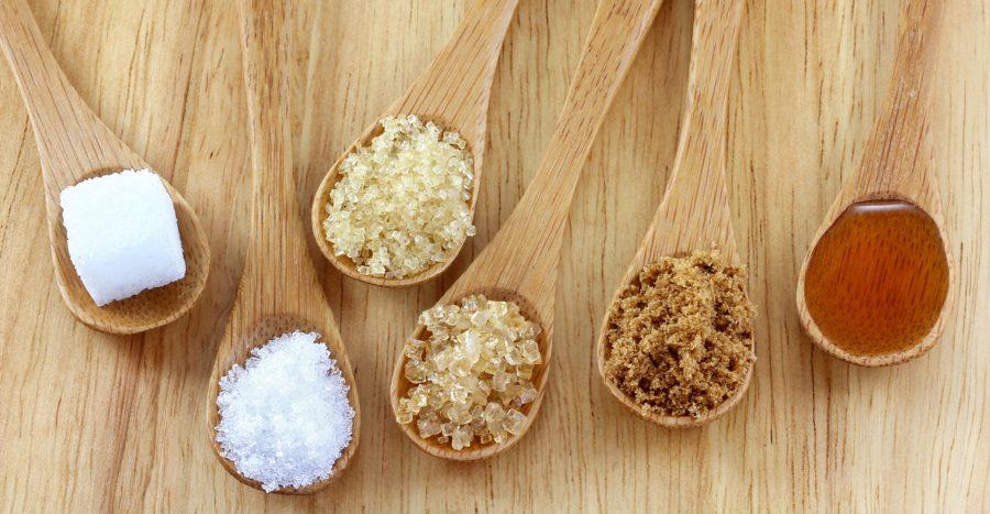 Kako sladkor in fruktoza delujeta na kožo